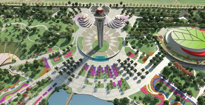 Antalya Expo Tower