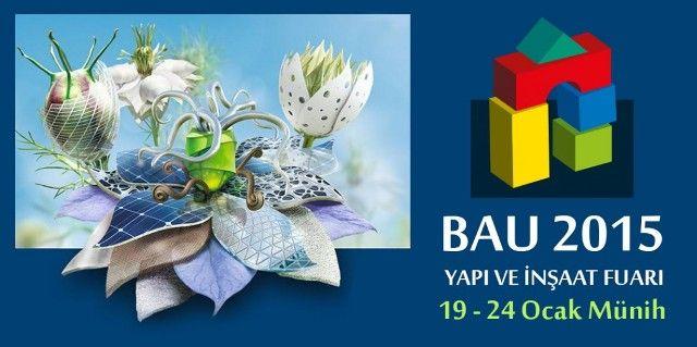 BAU-2015-YAPI-FUARI