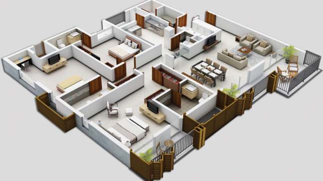 17-three-bedroom-house-floor-plans-̣11