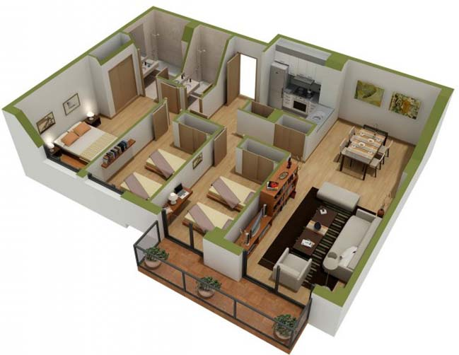 17-three-bedroom-house-floor-plans-̣14