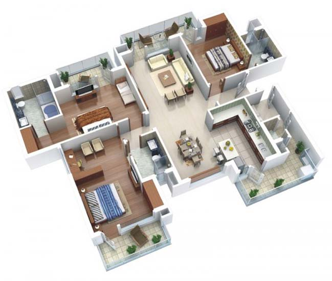 17-three-bedroom-house-floor-plans-̣15