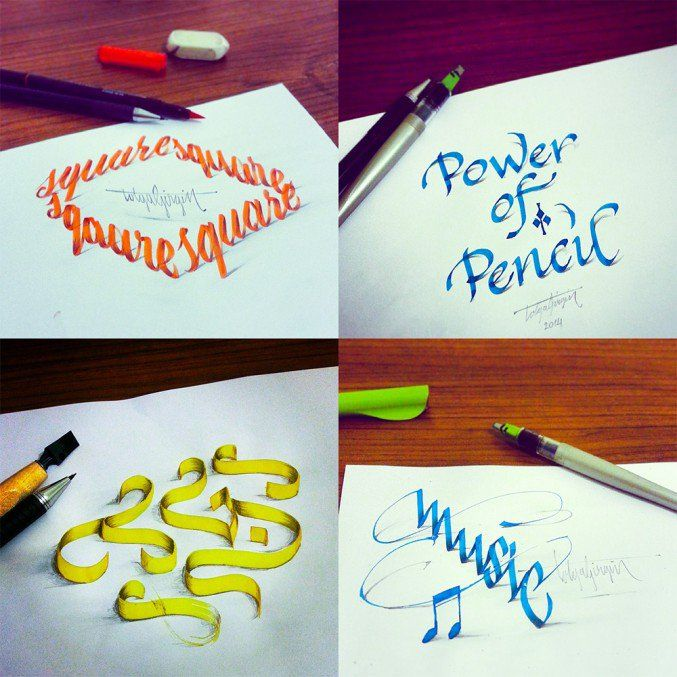 3D-Calligraphy-by-Tolga-Girgin