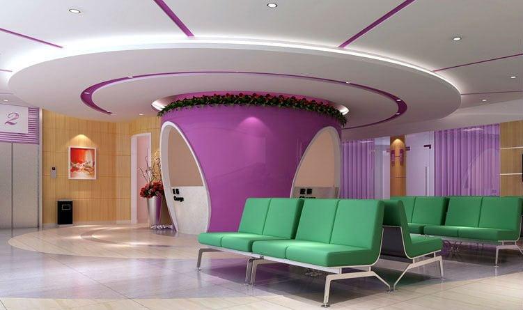 hastane-iç-mekan-tasarımı