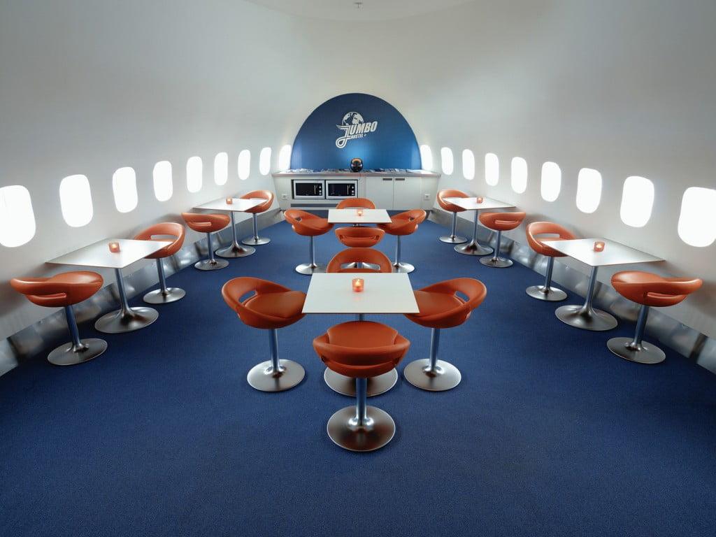Boeing 747-212B Hotel