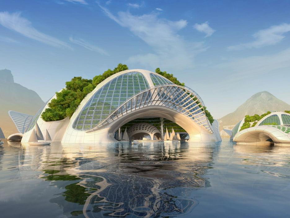 Aequorea-Oceanscraper-3D-printed-from-recycled-ocean-trash_Vincent-Callebaut_dezeen_936_26