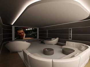 sinema odası tasarımları