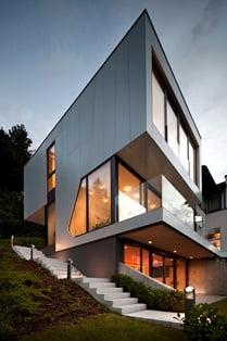 avusturyada modern villa