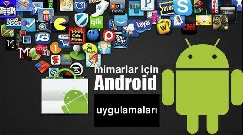 mimarlar-icin-android-uygulamalari