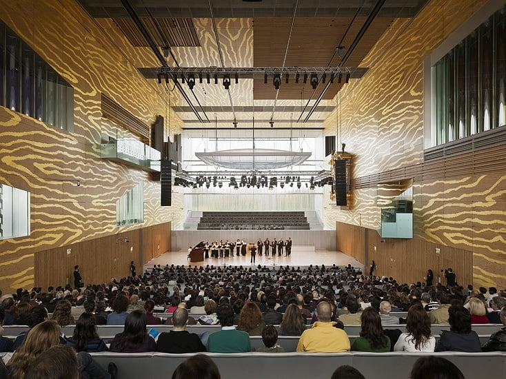 Casa da musica mimarimedya for Piscitelli casa de musica