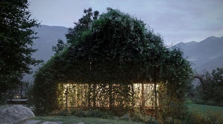 yeşil-ağaçlar-içerisine-gizlenmiş