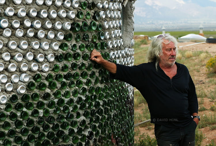 Eco Architect Michael Reynolds