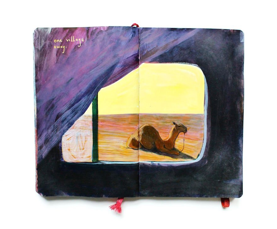 i-documented-my-100-days-of-travelling-with-arylic-paintings-on-a-moleskine-notebook-4__880