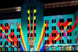 mimari ışık gösterileri