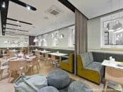 restoran projesi örneği