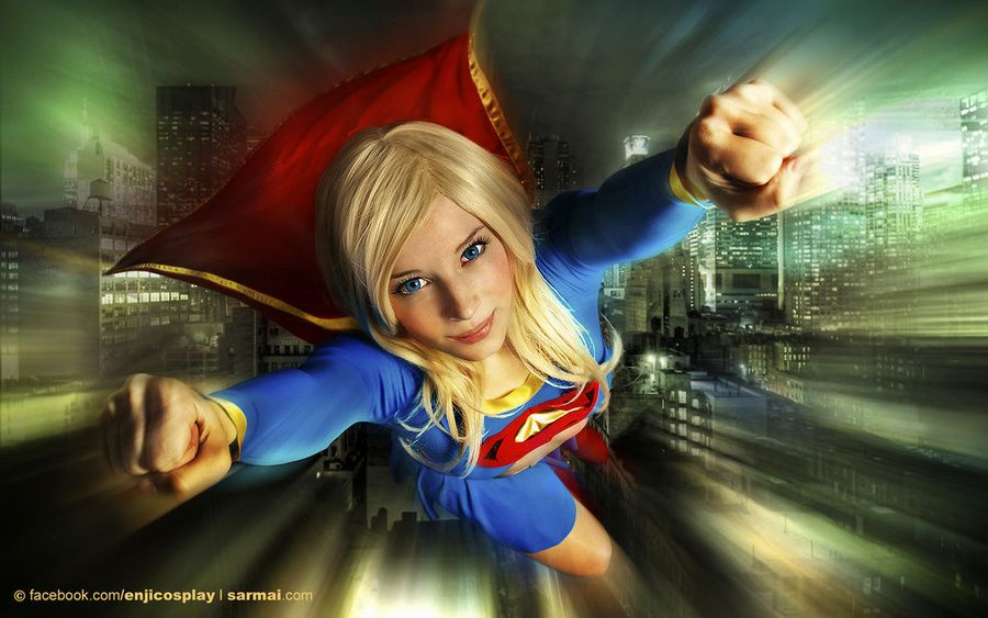 amazing-supergirls