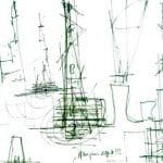 Renzo Piano 'nun Peçeteye Eskizi