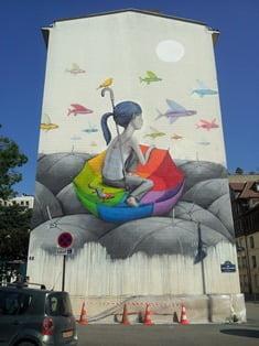 duvar boyama sanatı örnekleri