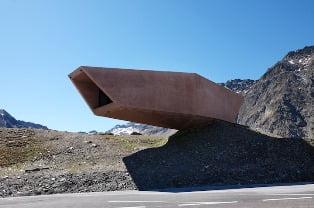müze projesi ikonik yapılar