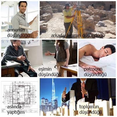 toplumun düşündüğü mimarr
