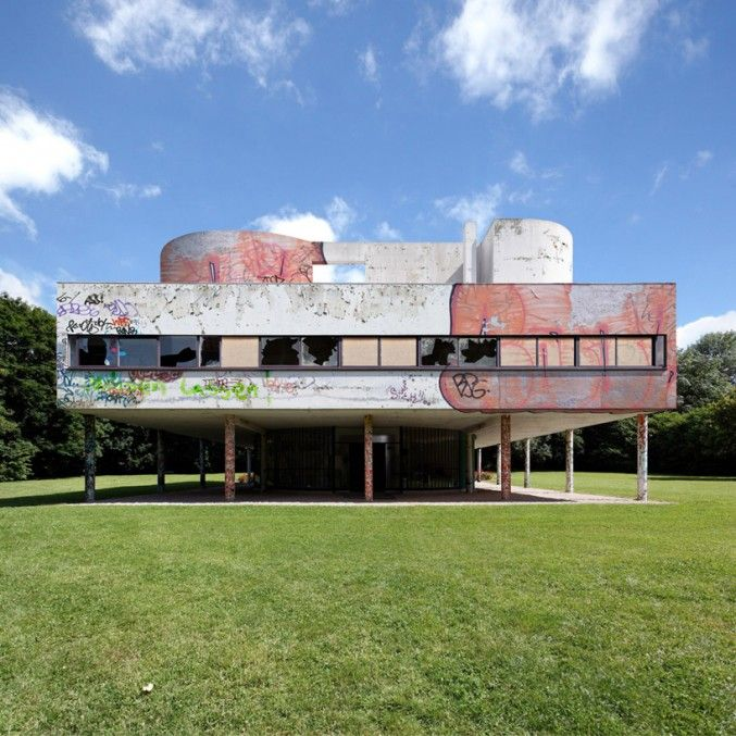 xavier-delory-reimagines-corbusiers-villa-savoye