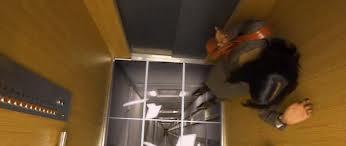yükseklik korkusu olanların binemeyeceği asansör