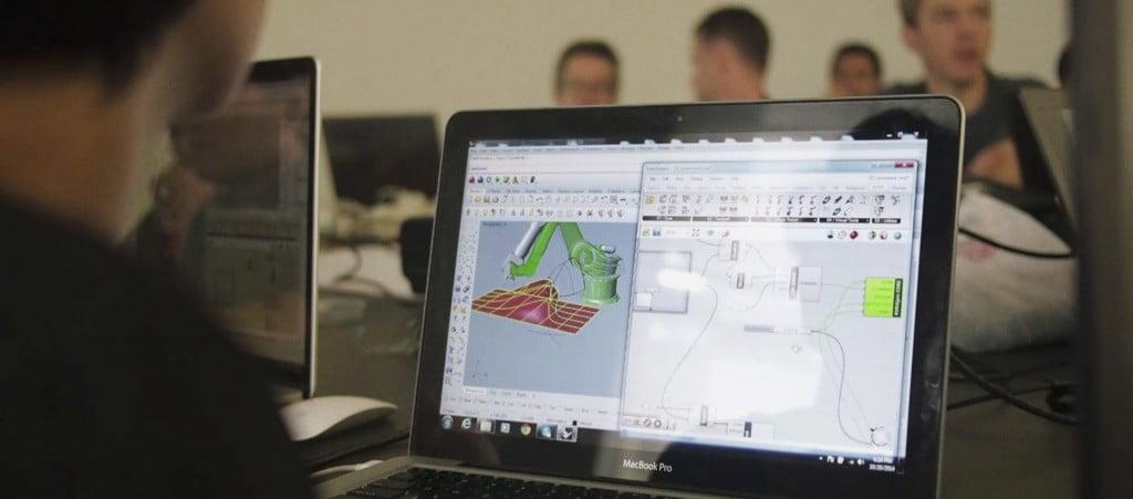 mimari tasarımda robotik teknoloji