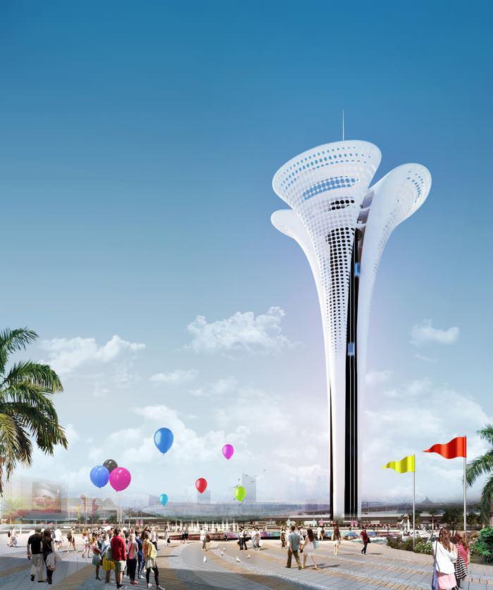 Antalya Expo Tower Proje