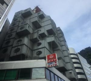 japonya-nakagin-capsule-tower-metabolist-mimari